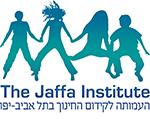 """לוגו העמותה לקידום החינוך בת""""א חפו"""